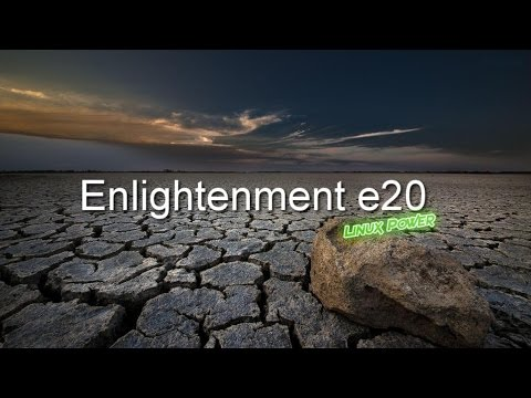 Installing Enlightenment e20 Desktop Environment In Ubuntu