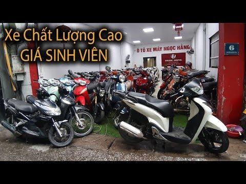 Thanh Lý Một Số XE MÁY CŨ Honda-yamaha-piaggio Vespa-liberty-airblade..LH 0987987456