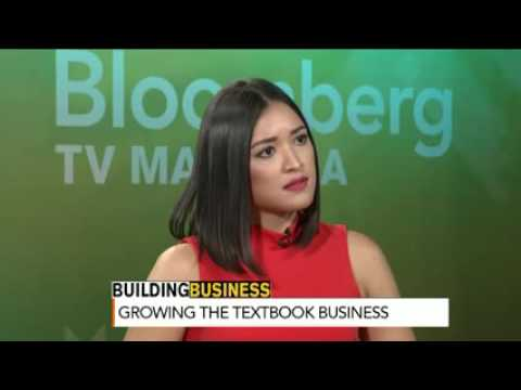 Bloomberg TV Malaysia - Sasbadi Aims to Be Big Regional Player: Group MD