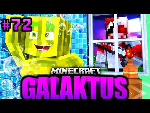 """""""ER"""" hat... MICH... BEOBACHTET?! - Minecraft GALAKTUS #72 [Deutsch/HD]"""