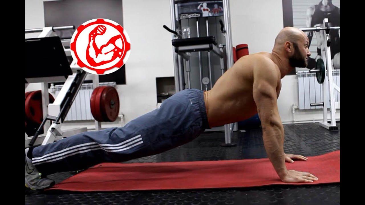Суперсет: лучшая тренировка для похудения 75