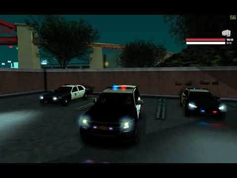 [REL] San Fierro Police Pack [LQ IVF] By STEPASHKA