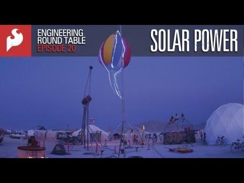 SparkFun Engineering Roundtable #20: Solar Power
