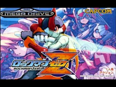 Mega Man Zero 1 - Crash (Sega Genesis Remix)