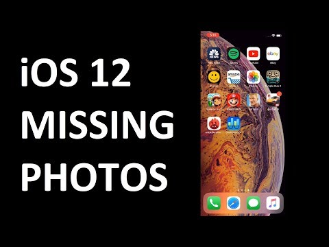 Iphone pictures dont show up on computer