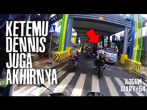 'SKYWALK CIHAMPELAS' Morning Ride Muterin kota Bandung yuk! Part1 (Diary #64)