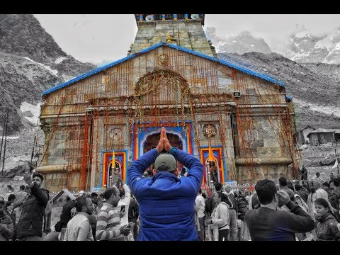 Download Lagu  KEDARNATH - A crazy cocktail of spirituality... 🙏 / Feat: NAMO, Amit Trivedi Mp3 Free
