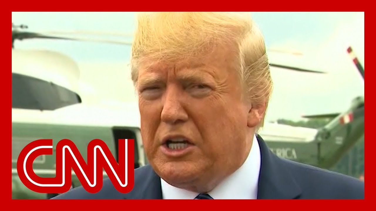 CNN:Trump all over the place on gun background checks