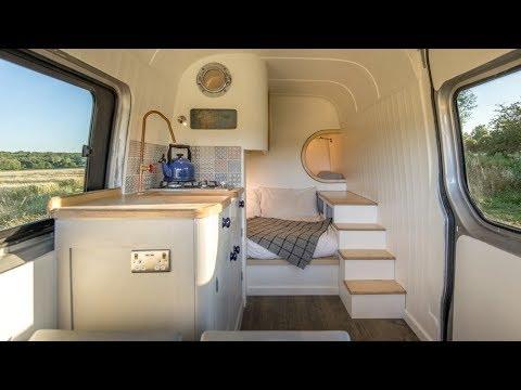 Mercedes Benz Sprinter Campervan converted into a stunning ...