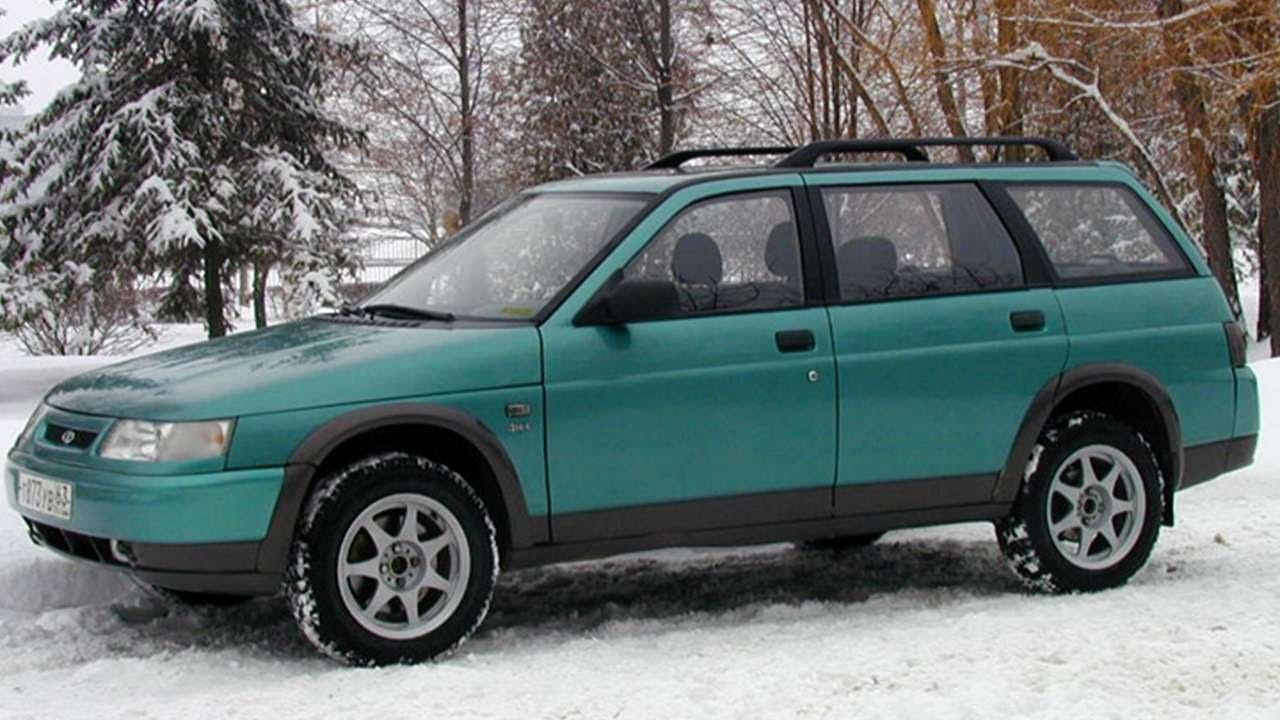 Cross Country 4x4 >> #551. Lada 2111-90 Tarzan 2 [RUSSIAN AUTO TUNING] - YouTube