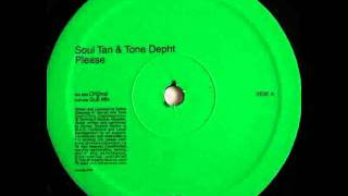 Sultan and Tone Depth - Please (Original Mix)