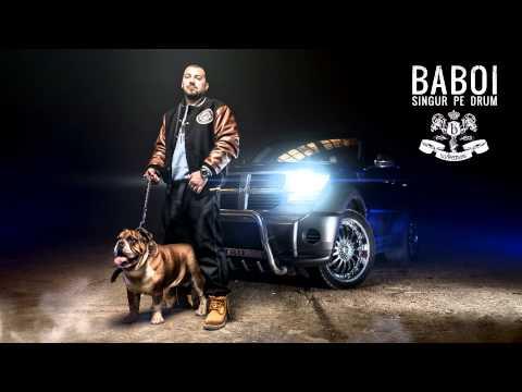 Baboi - Singur pe Drum (prod. Commy) (Official Single)