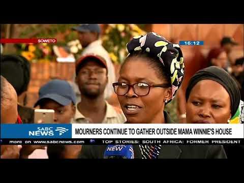 Soweto schools honours Mama Winnie