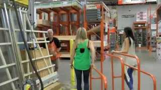 The Shanty 2 Chic Sisters Use Purebond Plywood For Their Diy Project