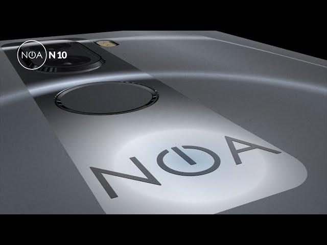 NOA N10 is the Winner of the EISA Best Buy Smartphone Award