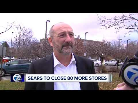 Sears To Close 80 More Stores