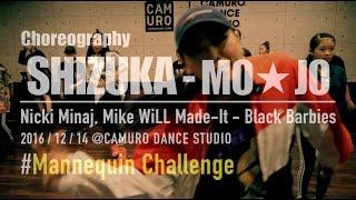 Mannequin Challenge!! SHIZUKA[MO★JO]Nicki Minaj,Mike WiLL Made-It - Black Barbies