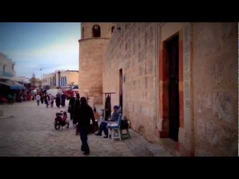 The Medina of Sousse in Tunis