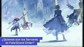 ¿Quienes son los Servants de Fate/Grand Order? [Parte 6] (167-182)