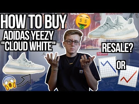 HOW TO BUY ADIDAS YEEZY BOOST 350