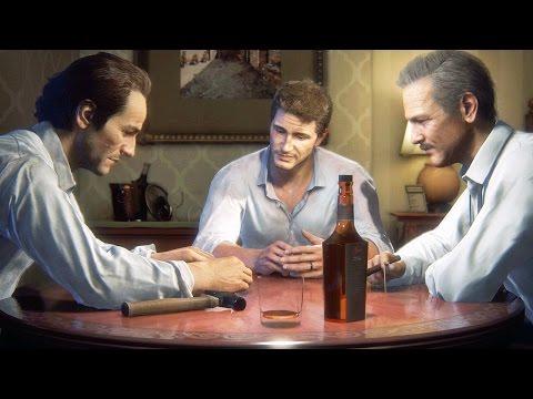 Uncharted 4 A Thief's End #06: Mulher Treinada Bate em Homem Bom de Briga? - Playstation 4 (PS4)