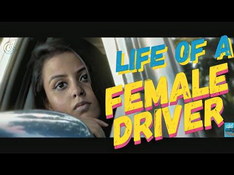 |ODF| Life of a Woman Driver on Delhi Roads| #Delhi #FemaleDrivers
