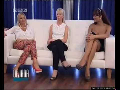 OBN Dejana Talk Show   'Ko sam ja, on ili ona'