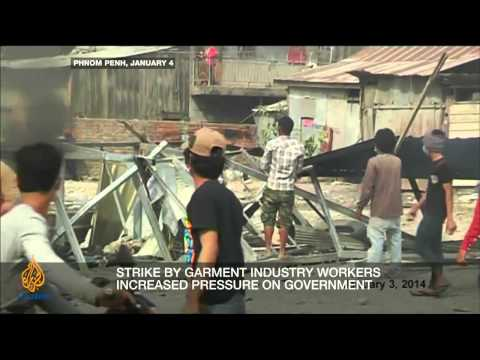 Inside Story - Cambodia at a crossroads