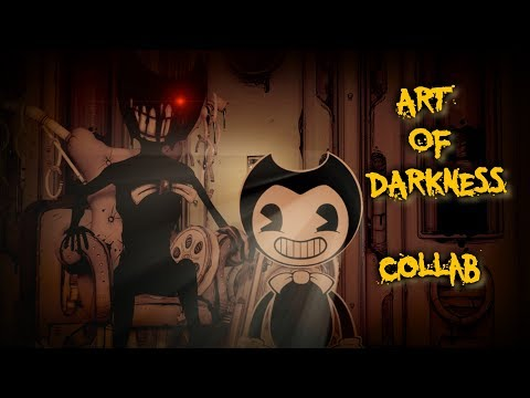 (SFM/BATIM) ART OF DARKNESS By The Stupendium (Collab)