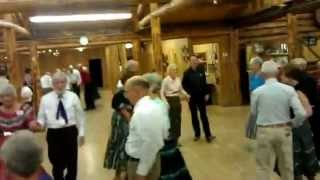Square Dancing in Red River, New Mexico 2011