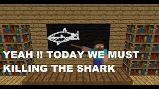 Monster School Killing The Shark Minecraft Animation Jaws Movie