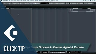 Simon Phillips Drum Grooves in Groove Agent and Cubase | Composing and Creative Workflows