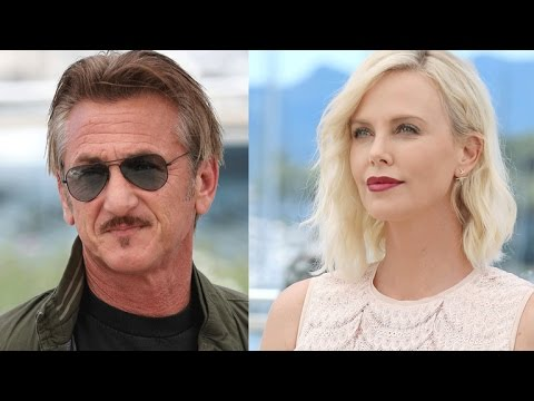 Charlize Theron and Sean Penn Reunited at Cannes and It Feels Not-So Good