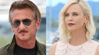 charlize theron and sean penn reunited at cannes and it feels not so good