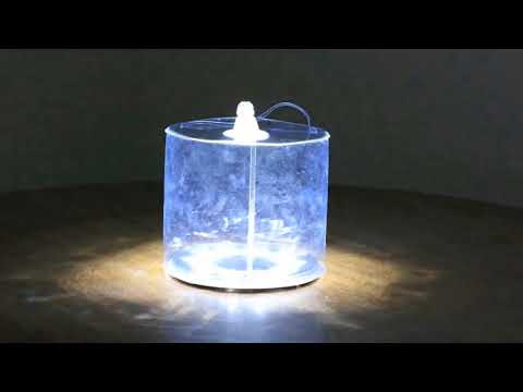 Solar Air Lantern and amazing power by Survival Frog