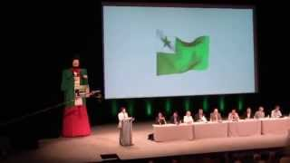 100차 세계 에스페란토 대회 폐회식(La 100-a Universala Kongreso de Esperanto)