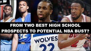 3eff0d60f What s Going On With Andrew Wiggins and Jabari Parker s NBA Career