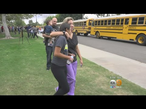 Nearby Park Becomes Safe Haven During Riverside Hostage Situation