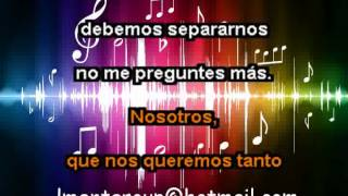 karaoke LMEnt - NOSOTROS - LUIS MIGUEL