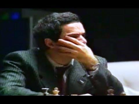 Kasparov's Calculations - Mindboggling!!!  (very Instructive)