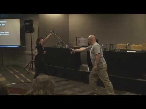 Dragon Con 2016 - Sword Techniques of the Silver Screen