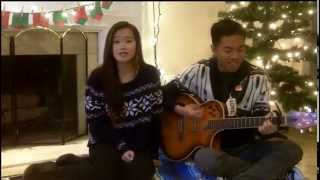 Blank Space (Christmas Version) by Nick Carrillo & Amanda Ong - Taylor Swift