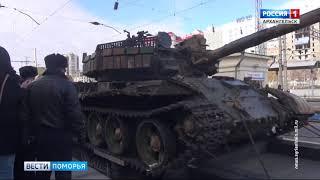 Масштабна пересувна виставка «Сирійський перелом» приїде в Плесецьк і Архангельськ