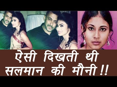 Salman Khans Mouni Roy DRASTIC makeover from older Days | FilmiBeat