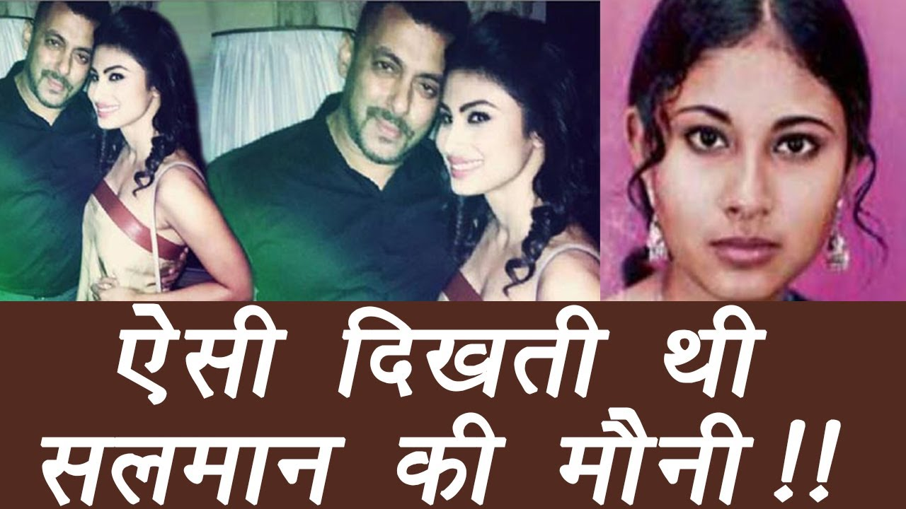 Salman Khan's Mouni Roy DRASTIC makeover from older Days | FilmiBeat