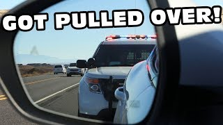 Getting Pulled Over In Arizona