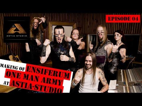 Episode 04: Making of Ensiferum album One Man Army - Finnhits jam