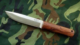 Нож выживания Fallkniven A1(Обзор шведского ножа выживания Фалкнивен A1. Партнерская программа для заработка на YouTube - YouPartnerWSP: https://youpartner..., 2014-04-12T10:33:23.000Z)
