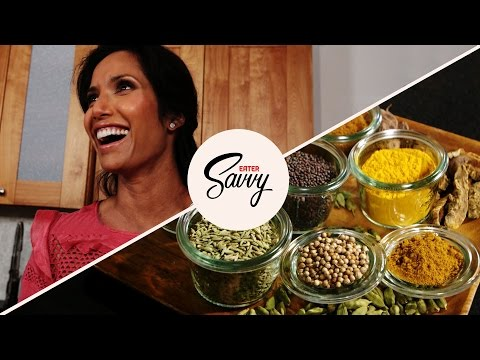 Padma Lakshmi's Essential Indian Spice Guide - Savvy, Ep. 31