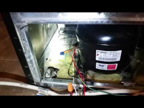 Refrigerator repair using Supco 3 'N 1 Kit - YouTube on